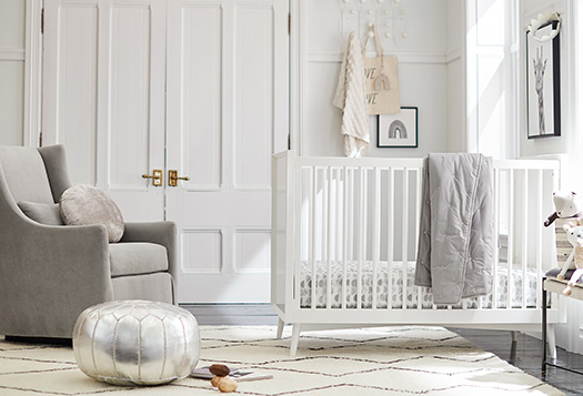 Art Standard Cribs Mid Century Modern