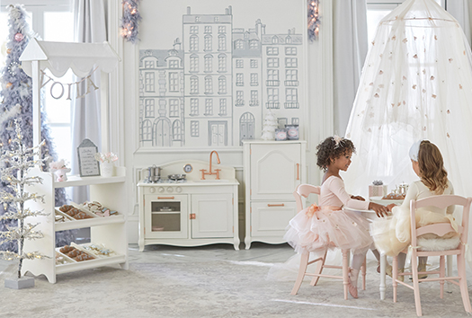 Monique Lhuillier Pretty Playroom Pottery Barn Kids