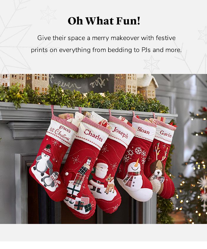 Pottery Barn Christmas Decor 2020 Holiday Decorations & Christmas 2020 Decor | Pottery Barn Kids