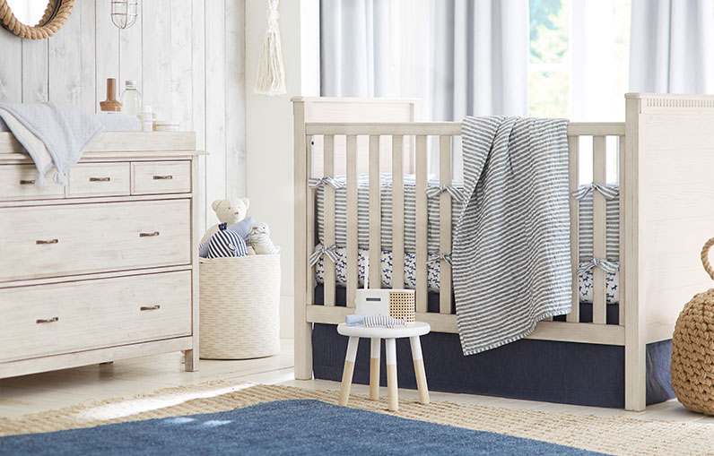 How To Set Up A Nursery | Pottery Barn Kids