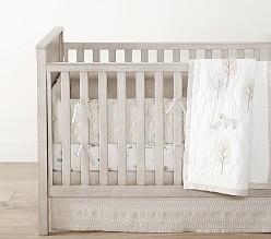 Gender Neutral Crib Bedding Pottery