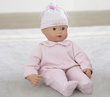 G 246 Tz Baby Doll Leila Dolls For Girls Pottery Barn Kids