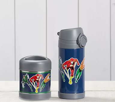 Justice League Regular Kids Water Bottle Amp Thermos