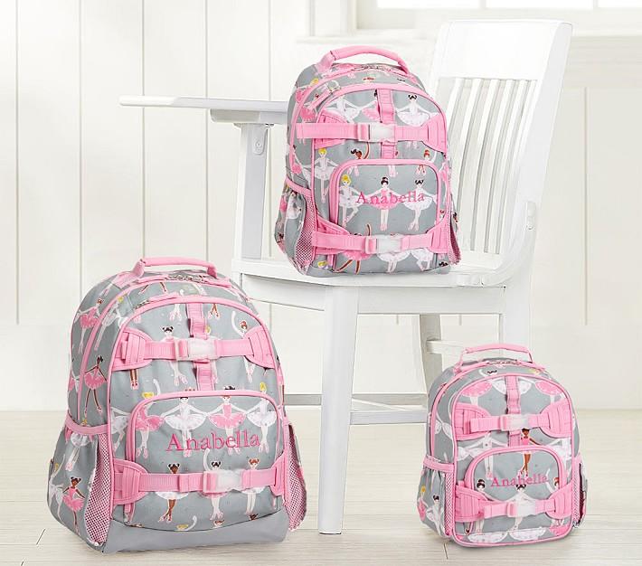 Ballerina Personalised Toddler Packpack School Bag Nursery Kids Ruck Sack