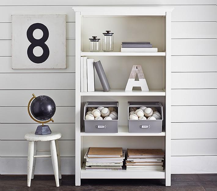 Cameron 4 Shelf Kids Bookshelf