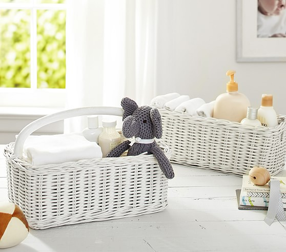 Simply White Sabrina Changing Table