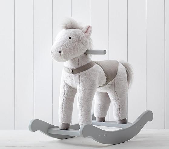 Monique Lhuillier Nursery Rocking Horse