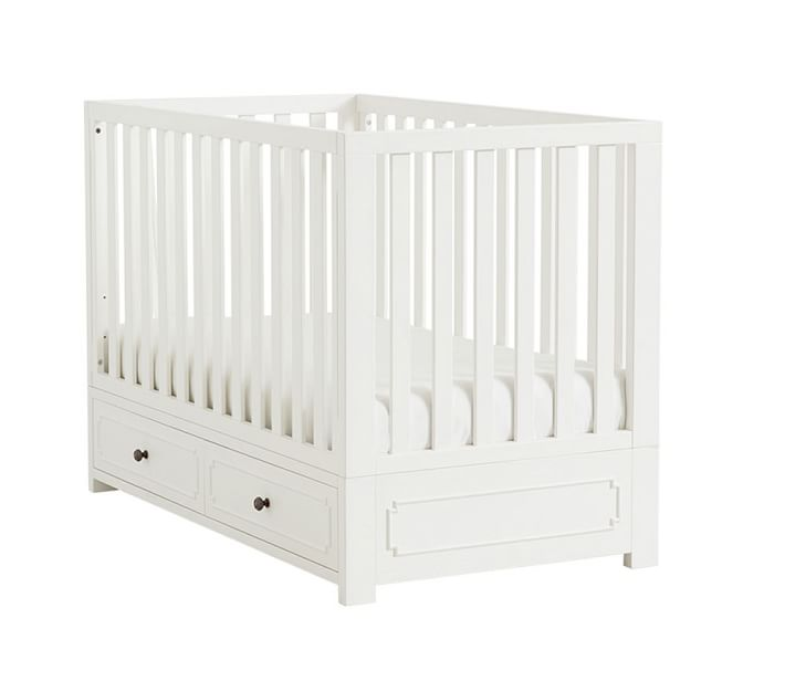 Weston Crib Baby Crib Pottery Barn Kids
