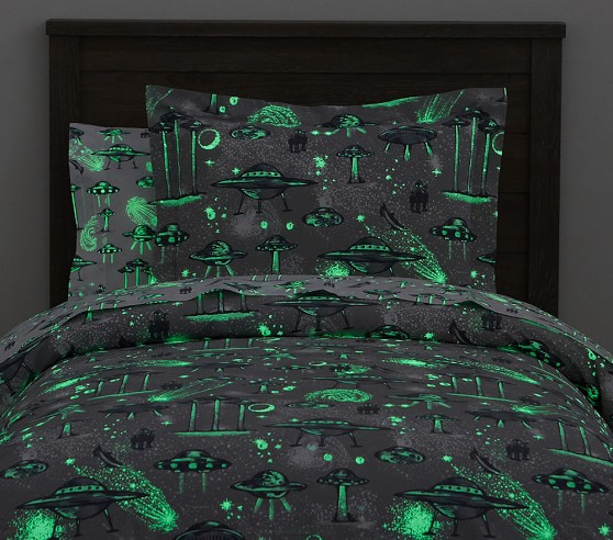 Comforter Full Size Glows in the Dark Star Wars Free Shipping Disney