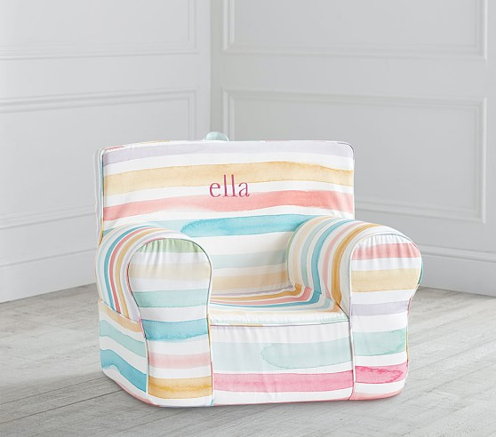 Kayla Rainbow Stripe Twill Anywhere