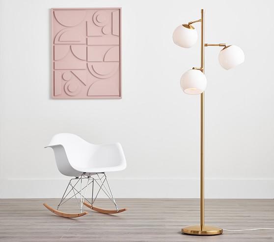 Spotlight Floor Lamp Modern Nursery