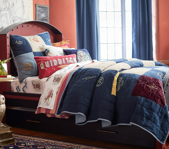Harry Potter Bedding Look Pottery