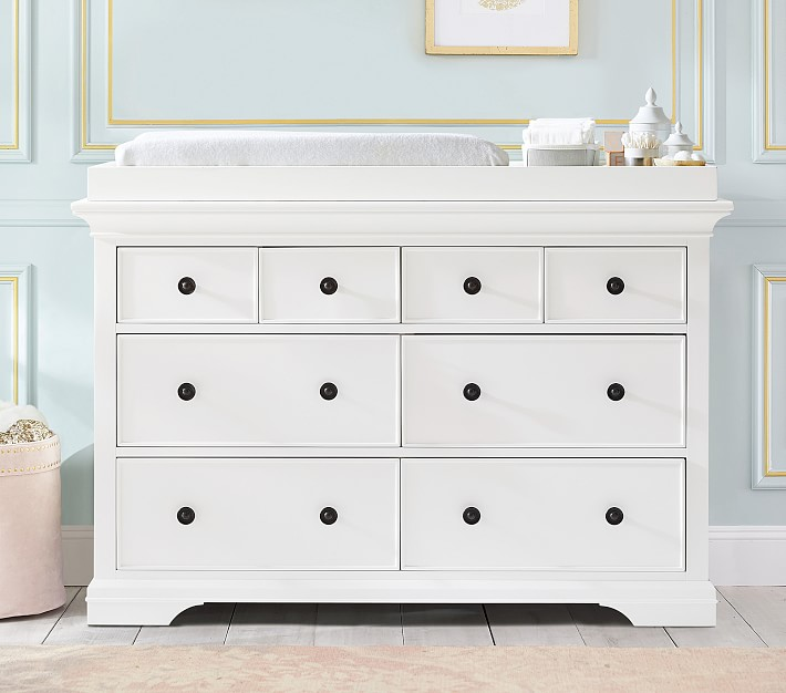 Larkin Extra Wide Changing Table