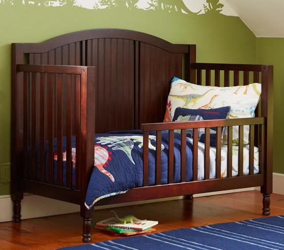Catalina 3 In 1 Convertible Baby Crib