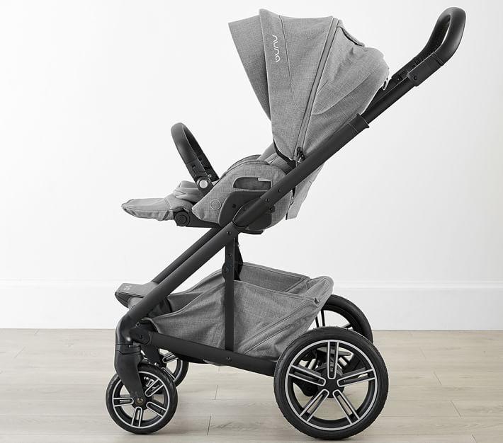 Nuna X Pbk Mixx Baby Stroller Broken Arrow Pottery