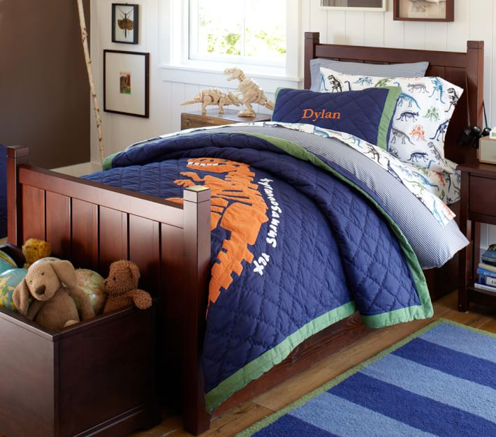 Dylan Quilt Pottery Barn Kids