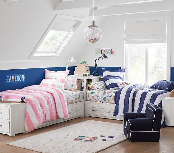 Storage Bed Kids Beds Pottery Barn
