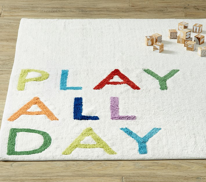 Machine Washable Play All Day Rug
