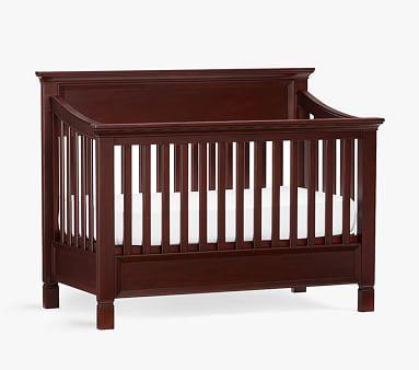 Larkin 4-in-1 Convertible Baby Crib | Pottery Barn Kids