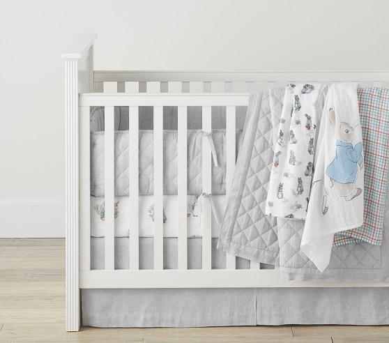 Organic Peter Rabbit Baby Bedding