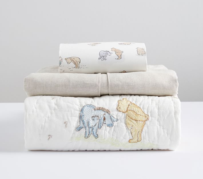 Disney Winnie The Pooh Baby Bedding Pottery Barn Kids
