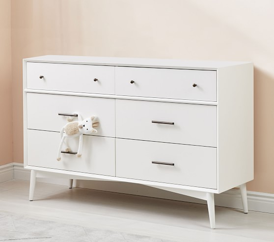 West Elm X Pbk Mid Century 6 Drawer