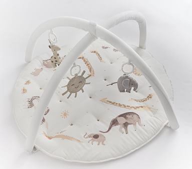 Jungle Friends Activity Gym Pottery Barn Kids