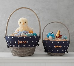 Candy Easter Baskets Amp Spring Decor Pottery Barn Kids