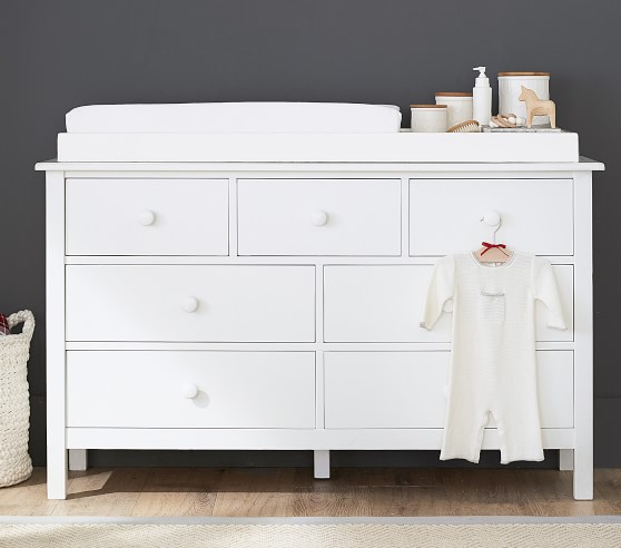 Kendall Extra Wide Nursery Changing