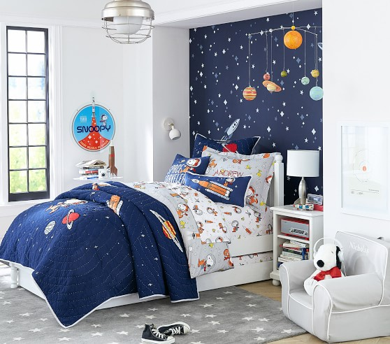 Planet Ceiling Baby Mobile Pottery Barn Kids