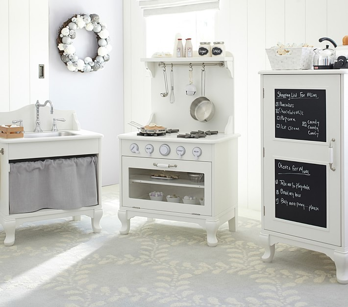 Farmhouse Play Kitchen Collection Pottery Barn Kids