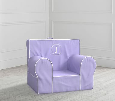 My First Lavender Harper Anywhere Chair 174 Toddler
