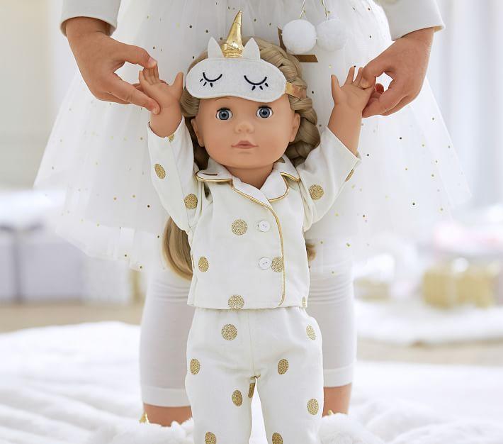Allie Unicorn Sleepover G 246 Tz Doll Dolls For Girls