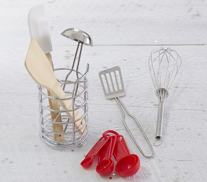 Kitchen Tools Set Toy Kitchen Accessories Pottery Barn