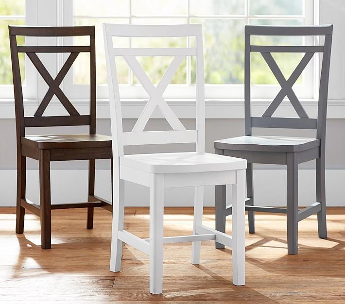 Knox Stationary Kids Desk Chair Pottery Barn Kids