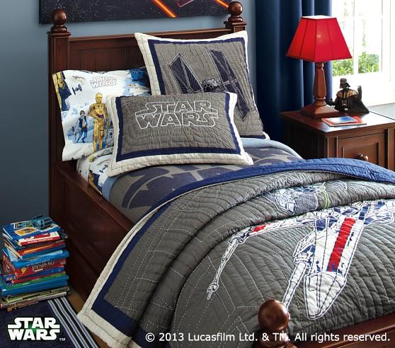 Star Wars The Empire Strikes Back, Star Wars Bedding Queen