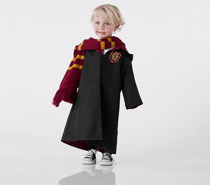Toddler Harry Potter Gryffindor Costume Pottery Barn Kids
