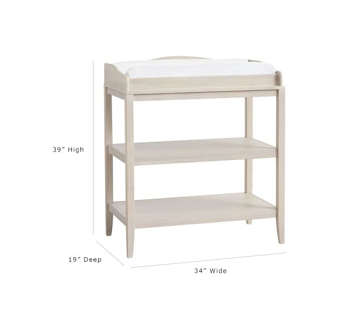 Emerson Changing Table Pottery Barn Kids