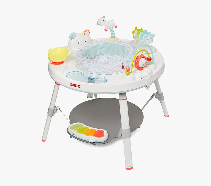 Skip Hop Silver Lining Cloud Baby's View 3-Stage Activity Center