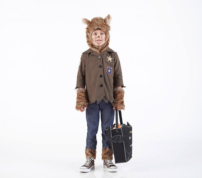 Full Wolf Costume Bundle for Adults /& Kids