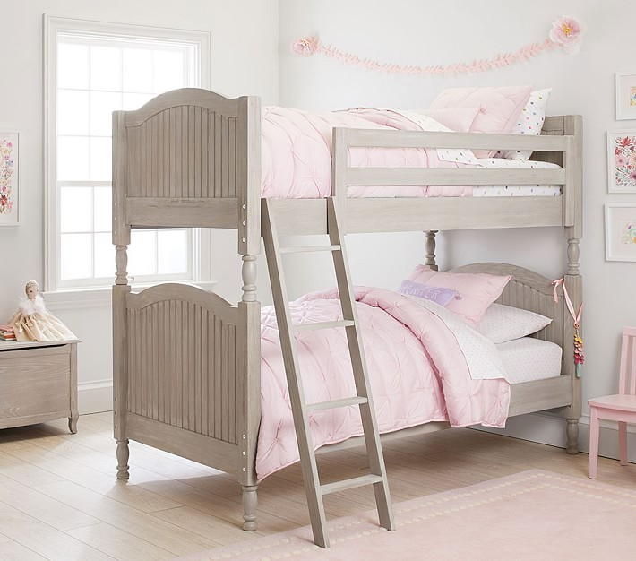 Catalina Twin Over Twin Kids Bunk Bed Pottery Barn Kids