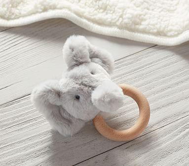 Elephant Critter Rattle