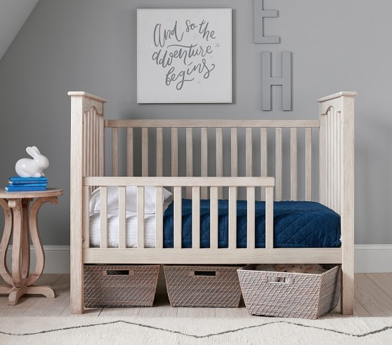 Kendall Toddler Bed Conversion Kit, When To Switch From Crib Bed