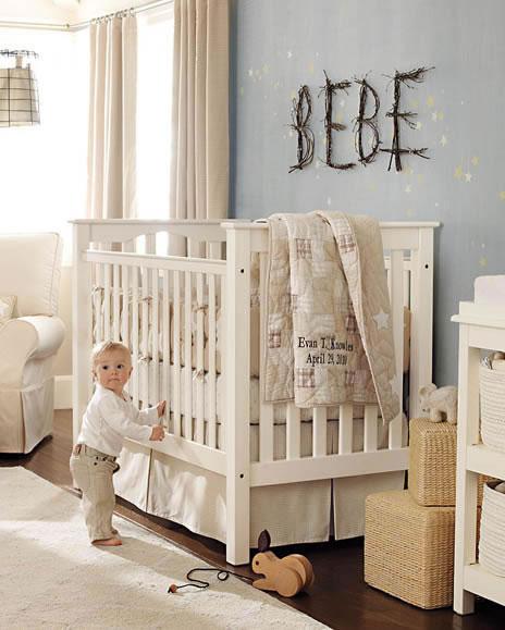 Color For A Neutral Nursery
