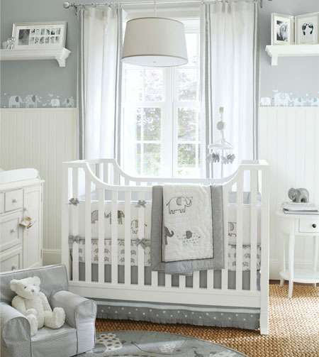 Gender Neutral Nursery Pottery Barn Kids