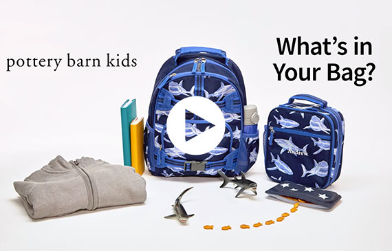 Kids Bags Luggage Backpacks Lunch Amp More Pottery