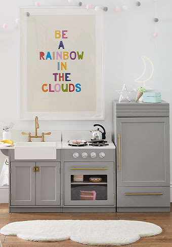 Toy Kitchen Accessories Play Food Cooking Sets Pottery Barn Kids