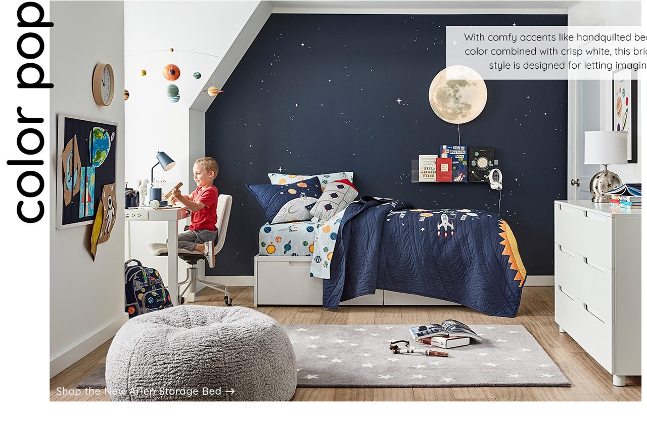 shop the arlen storage bed