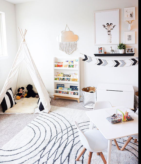 How To Style A Playroom Pottery Barn Kids