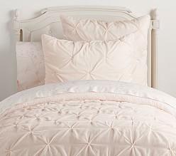 Monique Lhuillier Blush Velvet Kids Bedroom Girls Room